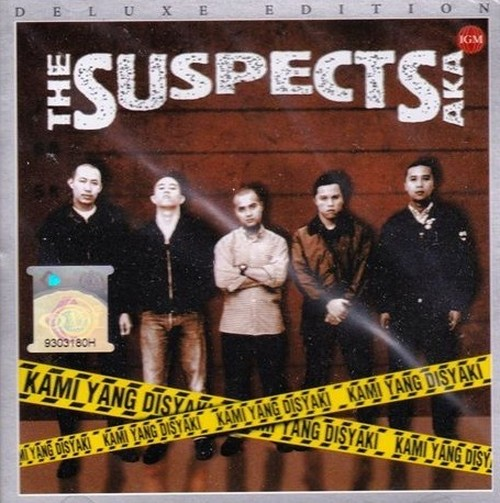 THE SUSPECTS AKA - Kami Yang Disyaki CD