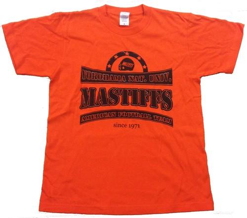 新オレンジTシャツ