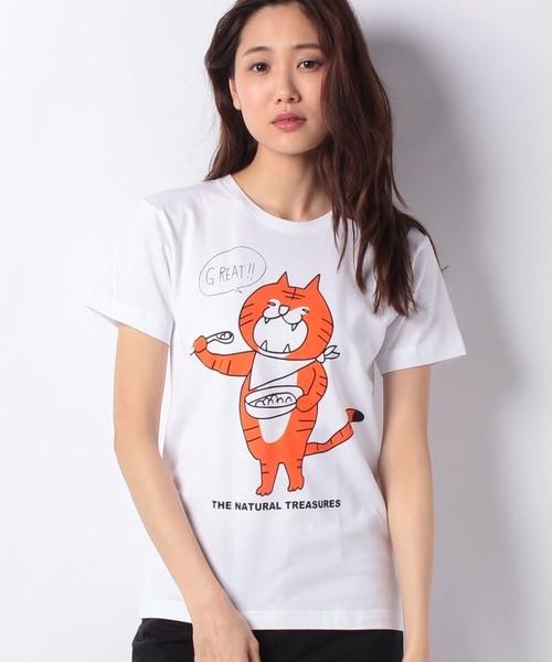 #422 Tシャツ GREAT