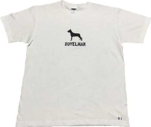 NovelmanロゴTシャツ