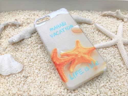 LIFE is MAHALO VACATIONスマホケース 各iPhone5~8用