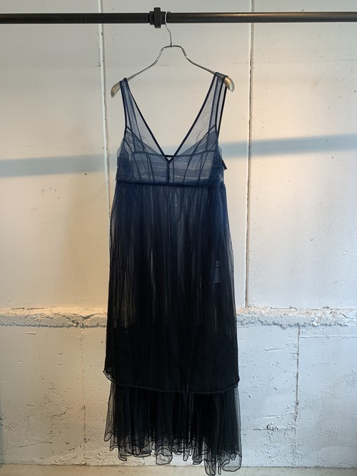 Chika kisada    tulle dress