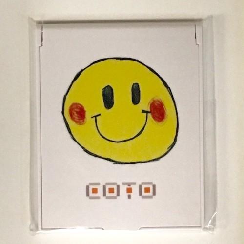COTO〔SMILEスタンドミラー〕