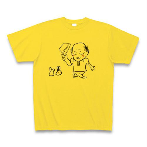 てるてるTシャツ(サンシャインマスタード)