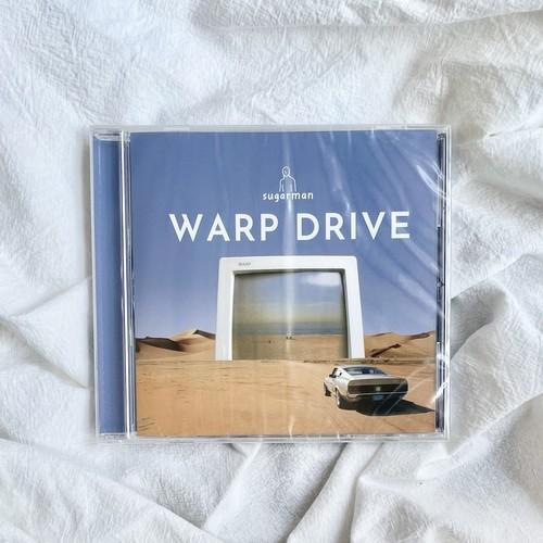 【特典】sugarman / WARP DRIVE