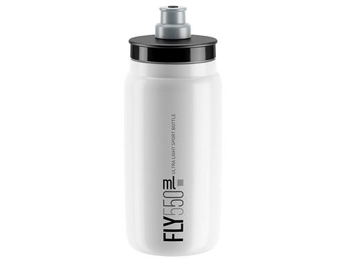 ELITE FLY ボトル 550ml ホワイト/ブラック
