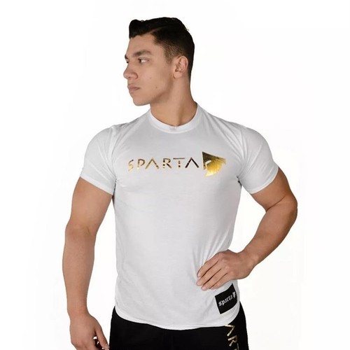 SPARTA Signature Series Tee/White