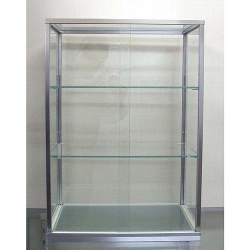 24M15 幅450高さ/641mm 業務用 ガラスケース ショーケース コレクションケース ディスプレイ用
