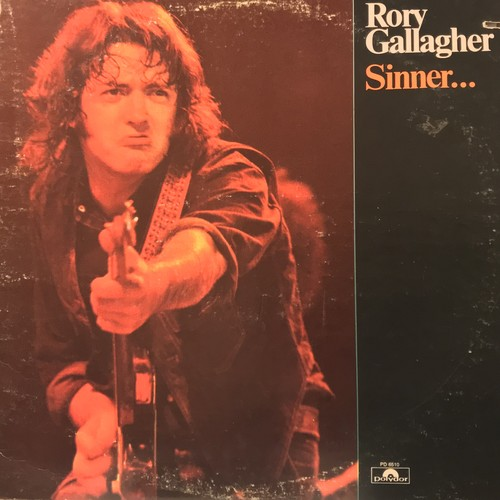 Rory Gallagher / Sinner...And Saint (1975)