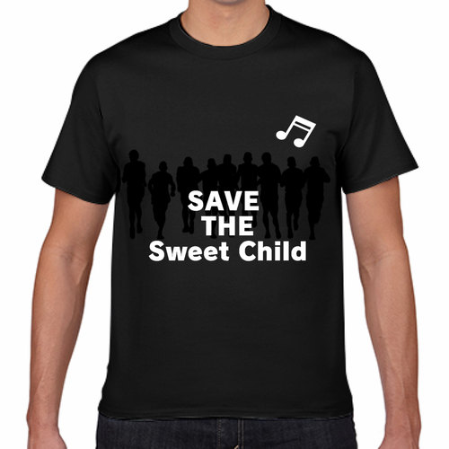 Tシャツ【SAVE THE Sweet Child】