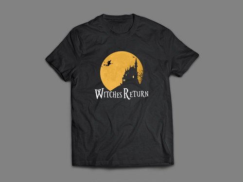 Witches Return T-Shirt