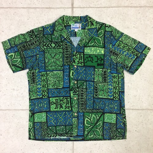 OLD RJC アロハシャツ size:L