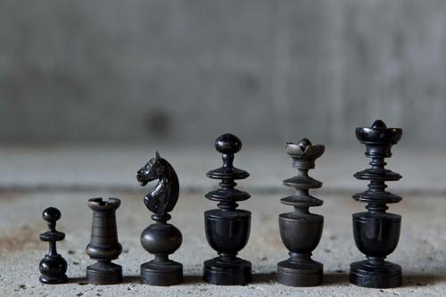 Denmark チェス駒set