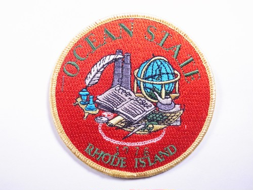 "PATCH""OCEAN STATE RHODE ISLAND"""