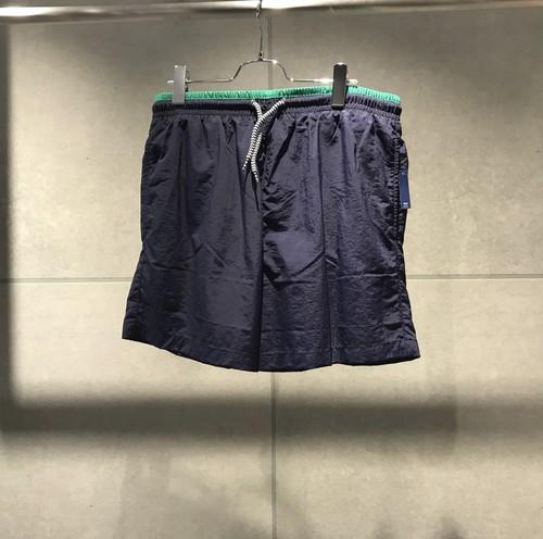 ASQUITH&FOX Swim Shorts / NAVY x GREEN