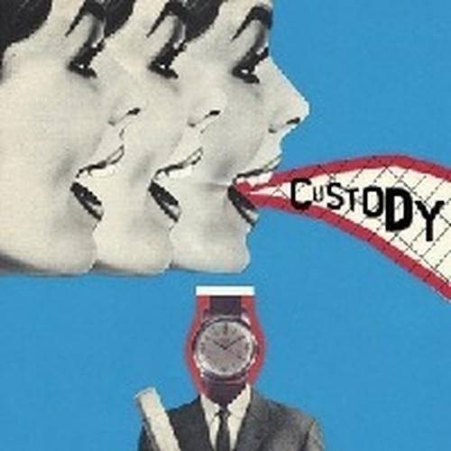 "CUSTODY ""S/T"" / 7inch+CDR"