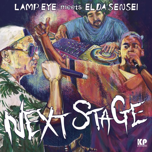 "LAMP EYE meets EL DA SENSEI - NEXT STAGE(7"")"
