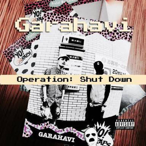[CD] Garahavi / Operation: Shut Down