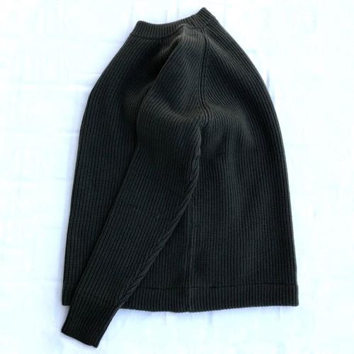 Cashmere Low Knit/OLIVE