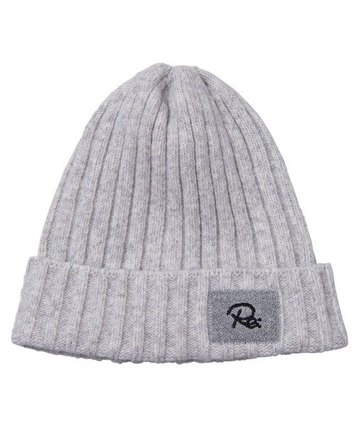 ICON BOX WOOL KNIT CAP[REH076]