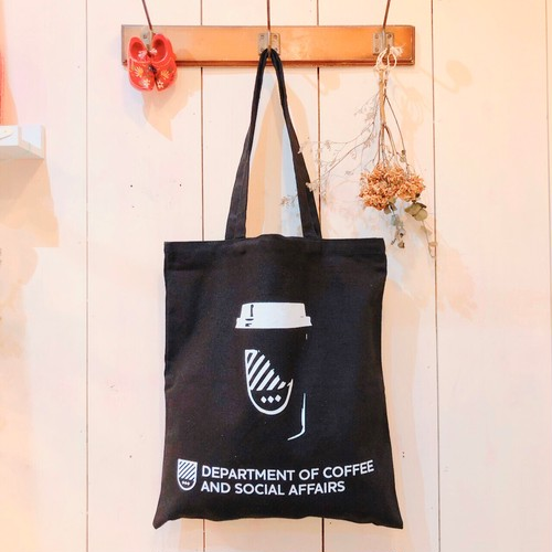 Department of Coffee and Social Affairs Black