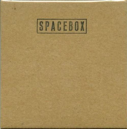 "CD2枚セット『スペースボックス/""ファースト""+""キック・アップ""』+U.F.O.CLUBオリジナル缶バッジ1個&ステッカー5種 CAPTAIN TRIP RECORDS x U.F.O.CLUBコラボセット"