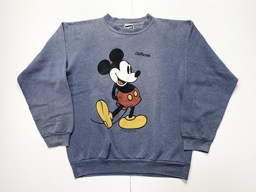 90s TULTEX Micky Mouse USA製 ミッキー ミッキーマウス スウェット XL