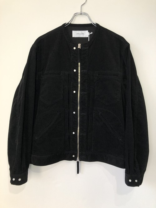 残り1着【JOHN MASON SMITH】TRUCKER JACKET