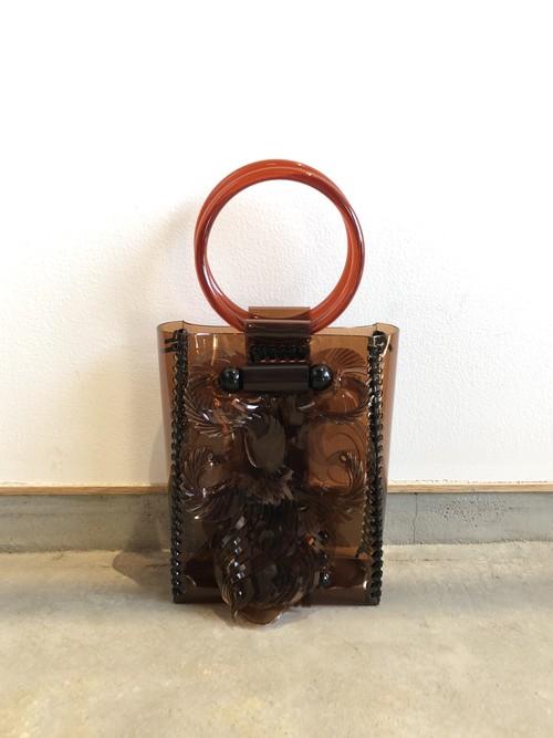 【20AW】mame kurogouchi マメクロゴウチ / Vinyl Chloride Mini Hand Bag