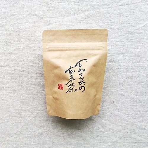 下山さんちの玄米茶 ティーバッグ7P