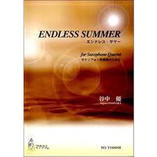 T1606NR エンドレス・サマー(サクソフォーン4重奏/谷中 優/楽譜)