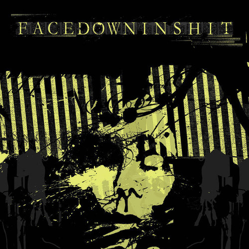 【USED】facedowninshit / Nothing Positive, Only Negative