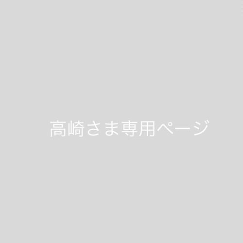 高崎さま専用ページ