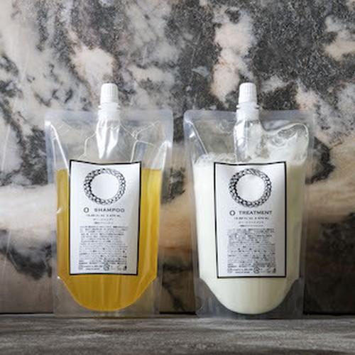 詰替 定期便 O ・Shampoo Treatment Set 60日サイクル