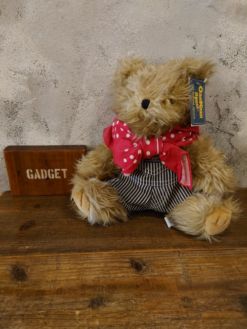 1990s OshKosh B'gosh Teddy Bear