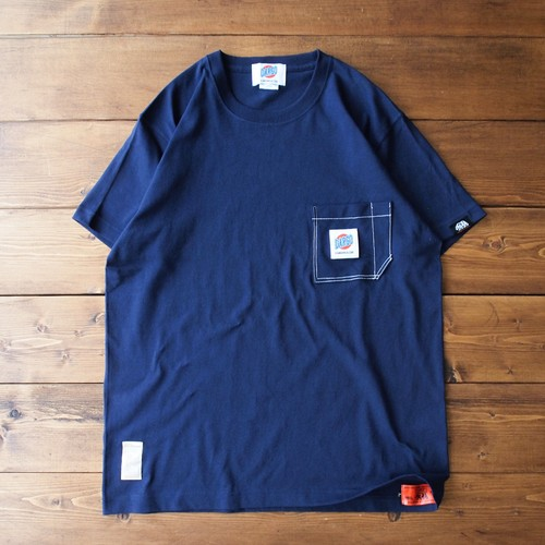 【DARGO】Working Pocket T-shirt (NAVY)
