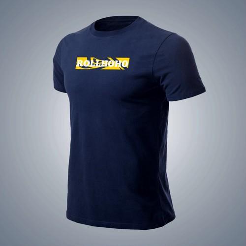 ROLLHOHO X Plumage Tシャツ