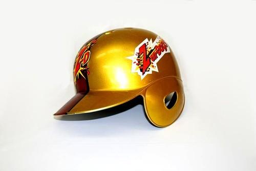 福岡ドンタクズヘルメット