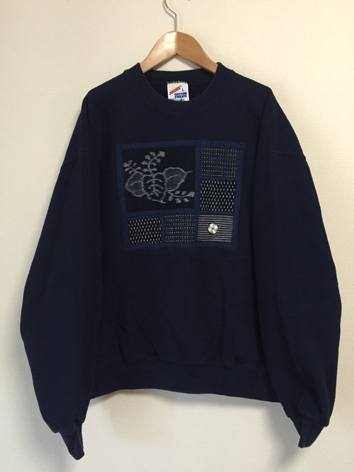 90's japonism BONSAI sweat