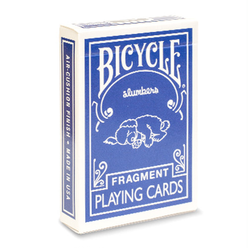 BICYCLE FRAGMENT BLUE (THE CONVENI)
