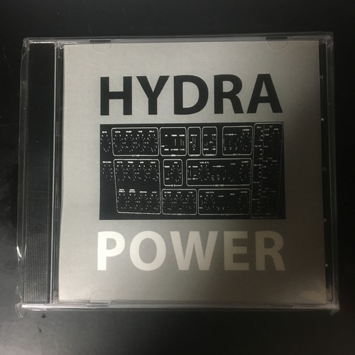 Hydra ‎– Power(CD)USED