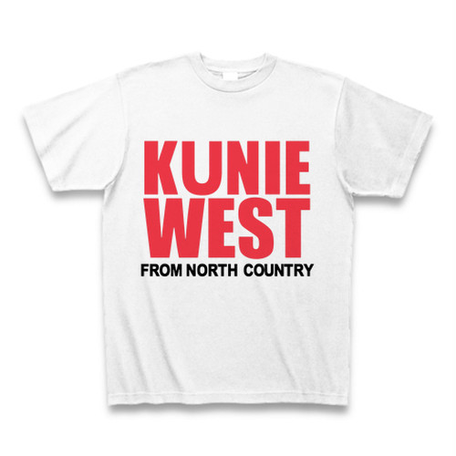 KunieWest T-shirt White
