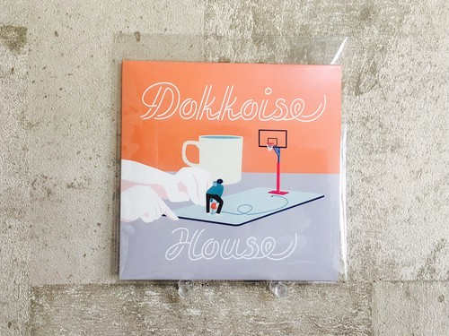 【特典付き】Dokkoise House / Free Throw/Discharming