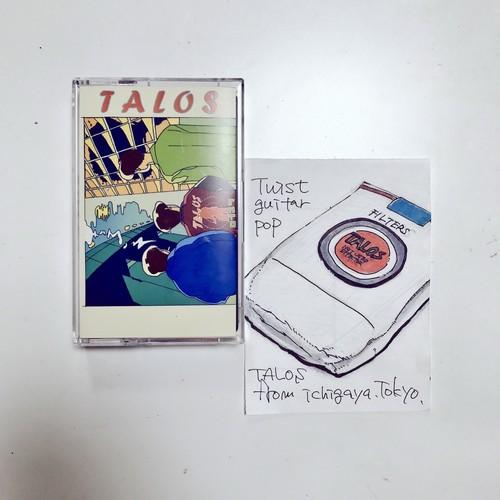 TALOS / TALOS(st) カセットテープ + ダウンロードコード