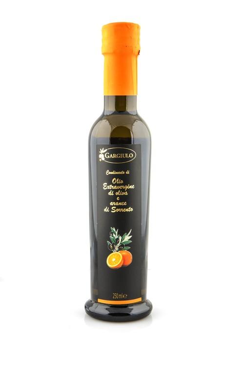 オレンジオリーブオイル250ml Olio alle Arance di Sorrento