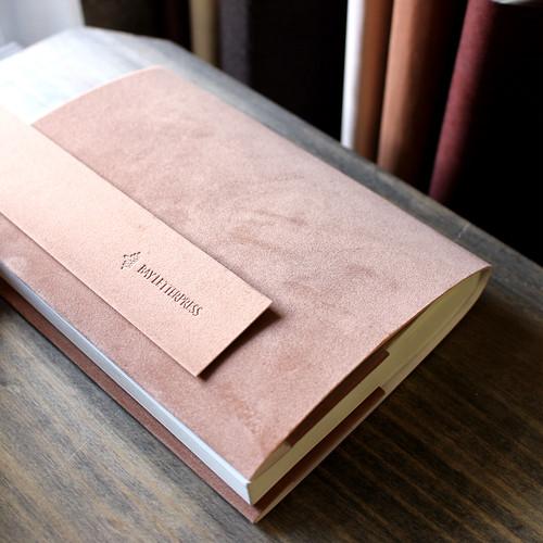 ベラーヌ・ブックカバー(文庫本:折込タイプ)
