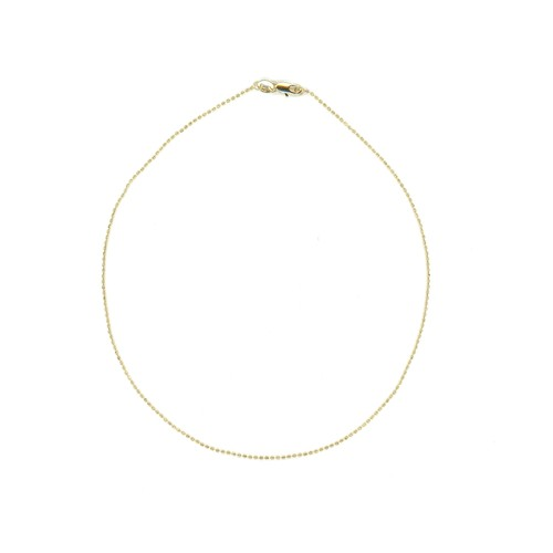 【GF1-4】16inch gold filled chain necklace