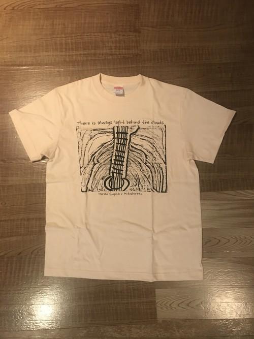 ヒトシレズTシャツ(ナチュラル)