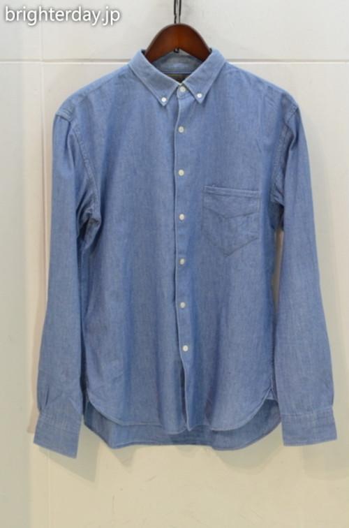 NEIGHBORHOOD × OLDJOE シャンブレーシャツ