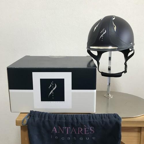 乗馬ヘルメット ANTARÈS Galaxy ネイビー×ネイビー109